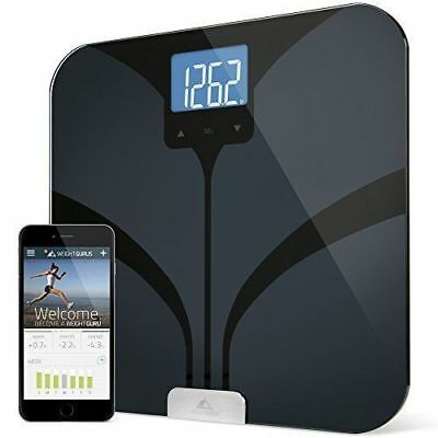 Bluetooth Smart Body Fat Scale by Weight Gurus, Secure Connected Solution