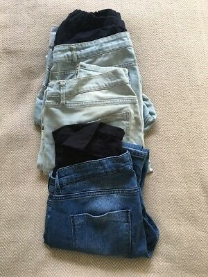 Maternity Jeans - 3 Pairs