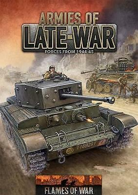 Flames Of War: Armies Of The Late War