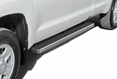 """iBoard Running Boards 4"""" Fit 07-17 Toyota Tundra Double Cab"""