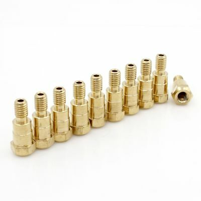 142.0003 MIG Welding Contact Tip Holder M6 x 26mm for Binzel MB 24KD Torch 10pcs