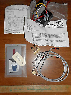 Follett Delay Timer Upgrade for R4A/W Ice Machine Part 502111 Water Sensor Label