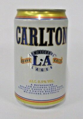 Carlton LA CUB Lager very rare brewed by UK Courage 330ml collector beer can