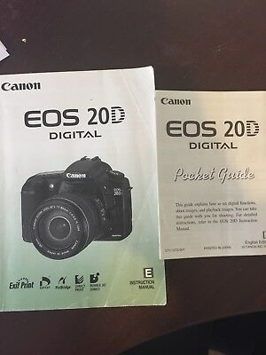 Canon 20d Manual