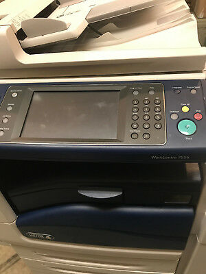 Xerox workcentre 7556 multifuncition