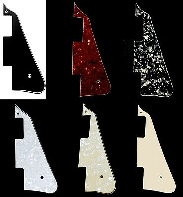 3-Ply Pickguard for Epiphone Les Paul – Choice of Color w/Hardware