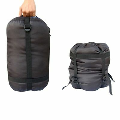 Lightweight Compression Stuff Sack for Sleeping Bag Camping Outdoor Hiking Tool