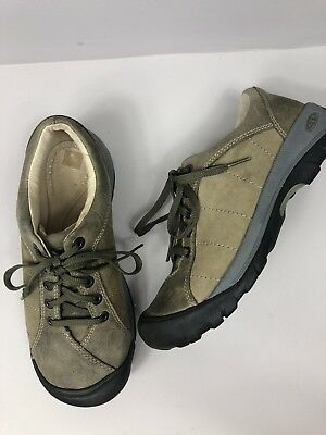 Keen Women Size 8 Shoes Brown Hike Trail Sneakers Outdoor