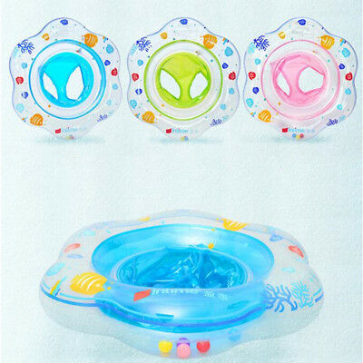 Baby Kids Swimming Ring Inflatable Infant Float Swim Pool Water Seat Safety Hot