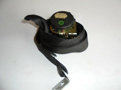 Ford Fiesta Mk6 02-08 Driver Side Rear Seat Belt 2S6A-A611B68-Ad