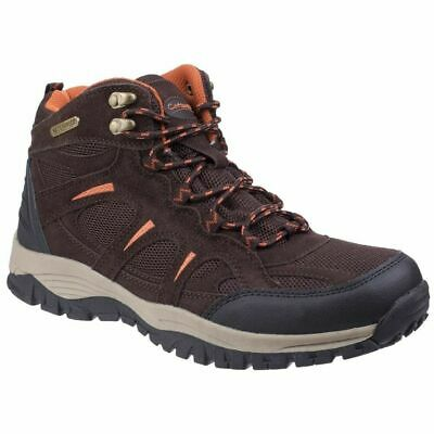 Mens Elbrus HOZAR Waterproof Hiking Walking Boots Outdoor Shoes Sizes EU 41 - 46
