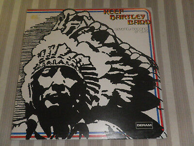 "KEEF HARTLEY BAND: 72nd Brave, ORG UK 1st PRESS, 12""/ LP, PROG-BLUES, MINT WAX!!"