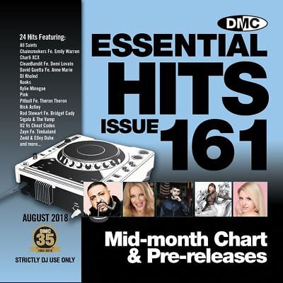 Dmc L@@k At What's New,  August Essential Hits #161, 24 Tracks.