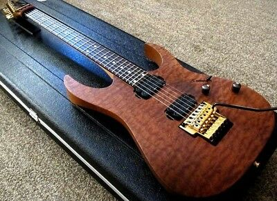 Ibanez RG620 BM Stained Oil  1997, Made In Japan