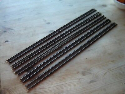 Hornby OO track - R603 Long Straight x5 -  STEEL