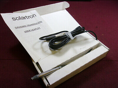 Solartron Ax/1/5 M923010A006-17 Gauging Transducer New Lo6505