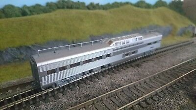 Kato 106-6001-C Santa Fe Passenger Car Pleasure Dome Pullman 501 Gd Con