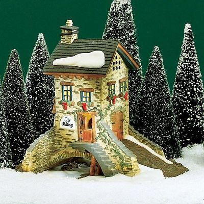 Dept 56 Dickens Village ~ The Maltings ~ EUC With Box 58335