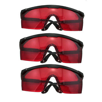 2 x Laser Pointer Safety Glasses Absorption Protection Goggles Green Blue 540nm