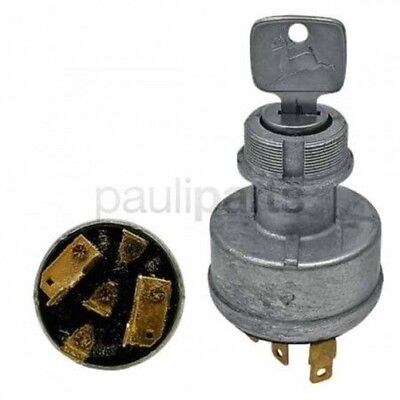John Deere Ignition Switch, 2650, 2850, 3020, 3030, 3050 (only for Spain)