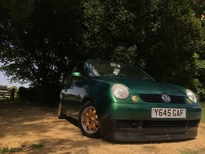 Vw Lupo 1.4 S Custom Modified Volkswagen Dub 2001 12 Month 1Year Mot