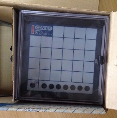 Coster Icm 825 Controller