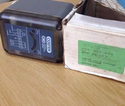 Coster 110V Valve Rotary Actuator Cvc036-Eng