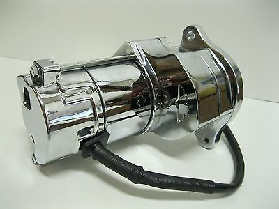 Ultima Chrome Thunderfire Starter 79/ Early '84 Models with 4sp and rear chain