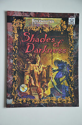 Shades of Darkness - Rolemaster / MERP / MERS - ICE #5702
