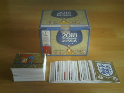 Panini WORLD CUP 2018 RUSSIA Football Stickers - Pick 30 from my list. UPDATED !