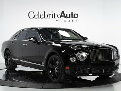 Mulsanne Speed ( WARRANTY~~GOOD~~UNTIL~~9-20-2020 ) 2016 BENTLEY MULSANNE SPEED $393K MSRP