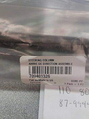 2014 - 2015 Can-Am Commander Steering Column 709401326 NEW IN PACKAGE