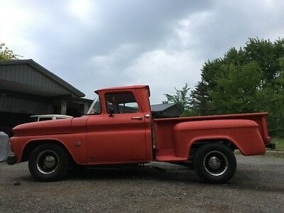 1960 Chevrolet C-10 C14 1960 Chevy short bed step side 1500 hotrod