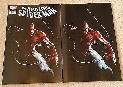 Amazing Spider-Man 2 Lgy 803 Dell Otto Virgin & Logo Variant Set New Villain Hot