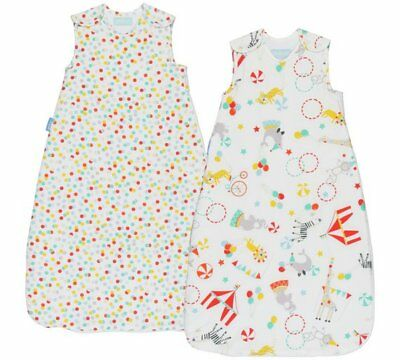 The Gro Company Roll Up Wash & Wear 18-36 Months Grobag 2 Pack TD086 SS 01