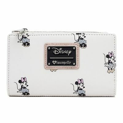 Loungefly Disney's Vintage Minnie Mouse Allover Wallet Bi-Fold