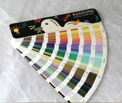 Pantone Color Selector 1000 Guide - Coated