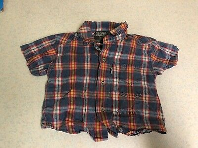 Baby boy clothes 6 months LEVIS shirt