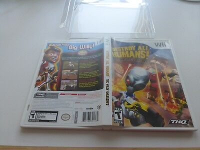 destroy all humans wii rom