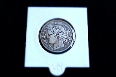 Piece  Ceres Argent 2 Francs, 1895 A , Be!!!
