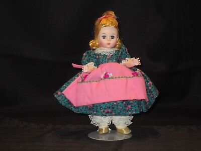 "Madame Alexander Mary Mary 8""  Vintage 1980s Doll"