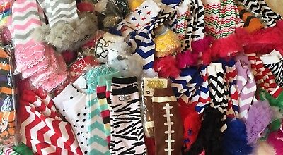 Huge Lot. Wholesale Over 160. Leg Warmers Girls Toddler USA Stock