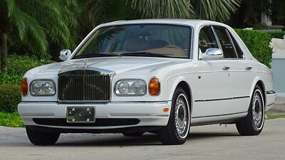 1999 Rolls-Royce Silver Seraph SEE FULL ITEM DESCRIPTION BELOW 954 599 3911 1999 ROLLS ROYCE SILVER SERAPH 30,000 WELL CARED FOR MILES IN FABULOUS CONDITION