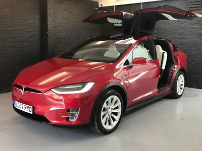 2017 Tesla Model X 75D - White interior, Premium Upgrades, AP2