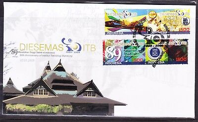 Indonesia 2009 Bandung Institute of Technology First Day Cover