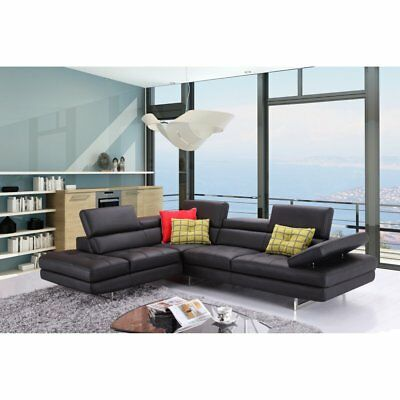 Jm Furniture A761 Left Facing Chaise Sectional Sofa