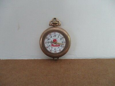 """Indian Motorcycle Waltham Pocket Watch """"Free Shipping"""""""