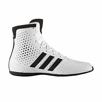 adidas KO Legend 16.1 Boxing Trainer Shoe Boot White/Black