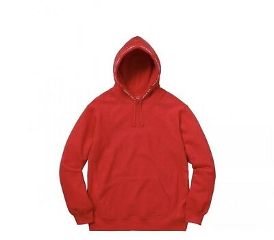 Supreme Channel Hoodie                     Size: Large