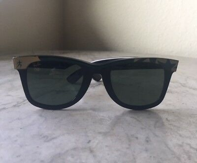 Vintage Olympic Series (1994-96) Ray-Ban Sunglasses